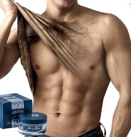 крем от волос для мужчин