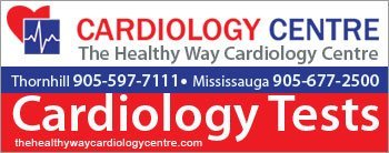 Cardiology Tests Mississauga and Thornhill