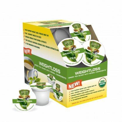 GREEN SLIM TEA